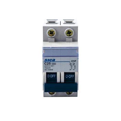 llave termica bipolar sica 5 a 32 amp