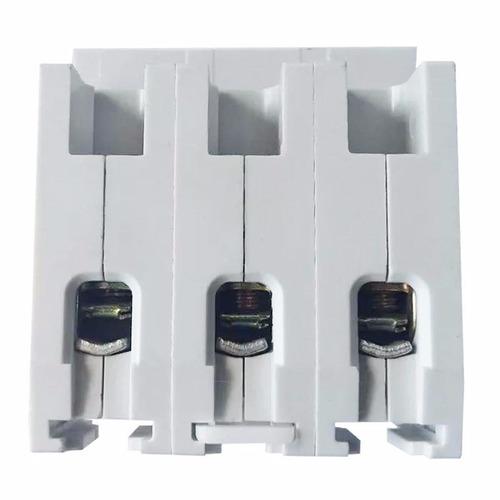 llave termica tripolar 3x2a - 3x6a curva c siemens - rosario
