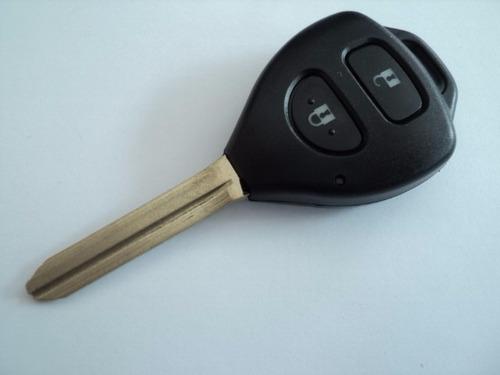 llave toyota completa con forja lista para programar