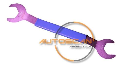 llave tuerca polea viscosa ventilador 32 36 mm eurotech