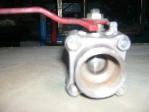 llave valvula esferica medida 1 1/4 worcester