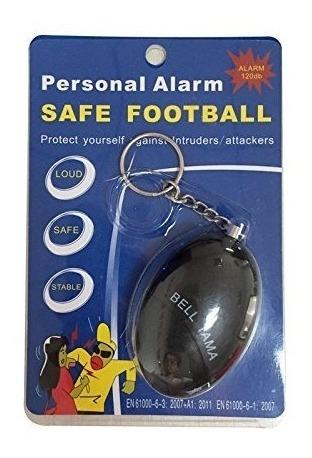 llavero alarma alerta anti robo asalto sonido seguridad