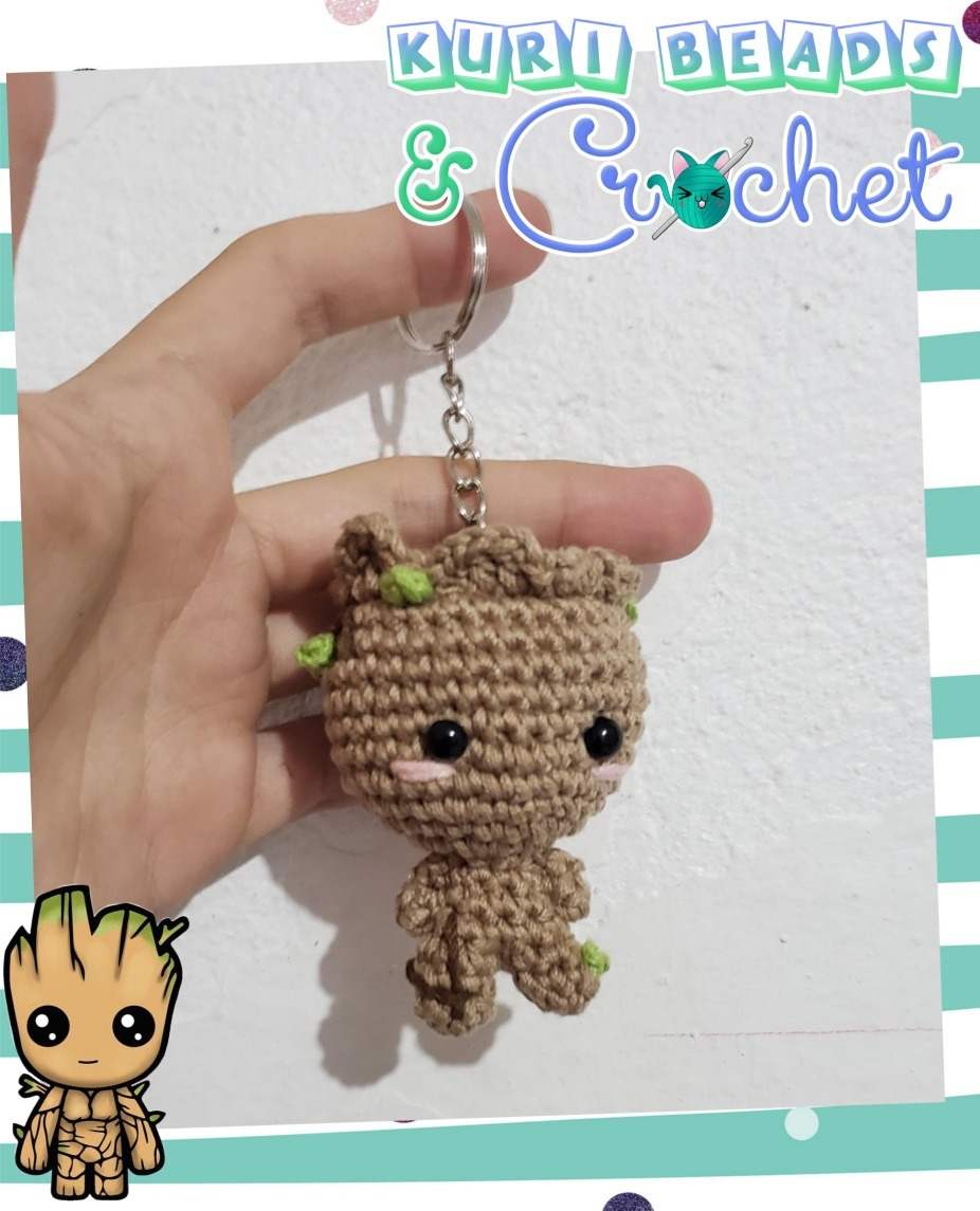 DIY PATTERN Baby Groot vol2 Amigurumi Crochet Pattern | Etsy | 1145x926