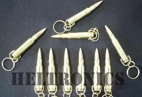 llavero bala fal fusil 7,62x51 - unica en el mercado - nueva