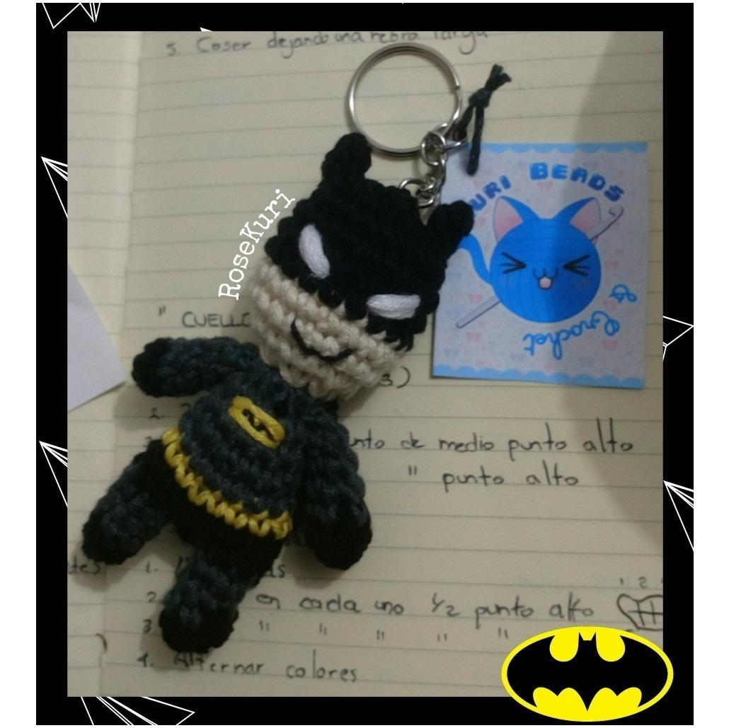 AMIGURUMI PATTERN for Batman, crochet pattern, Batman amigurumi ...   1029x1030