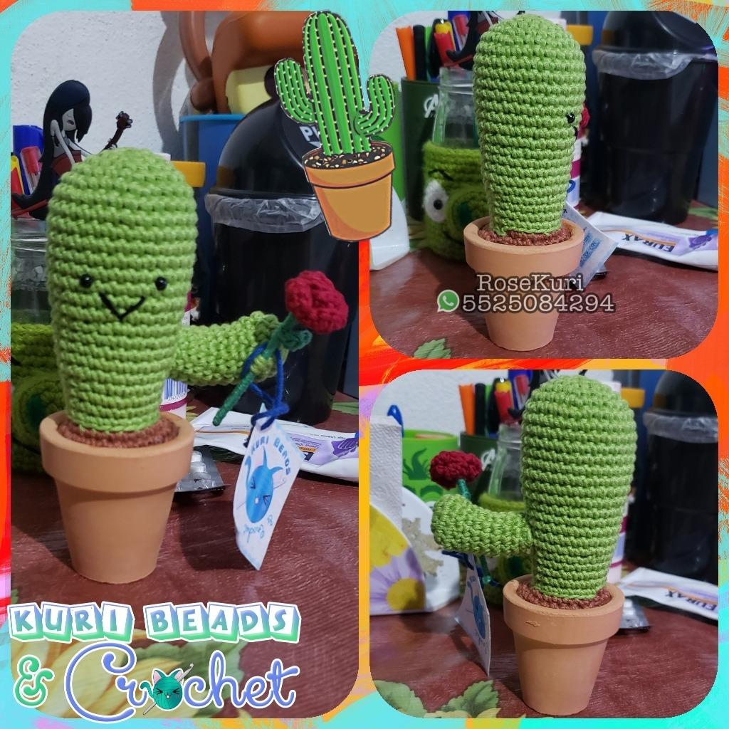 Producto | Cactus tejidos al crochet, Cactus de ganchillo, Cactus ... | 1024x1024
