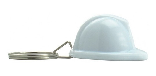 llavero casco constructor ideal ingeniero recordatorio