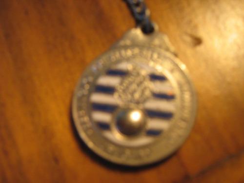 llavero con medalla del sma