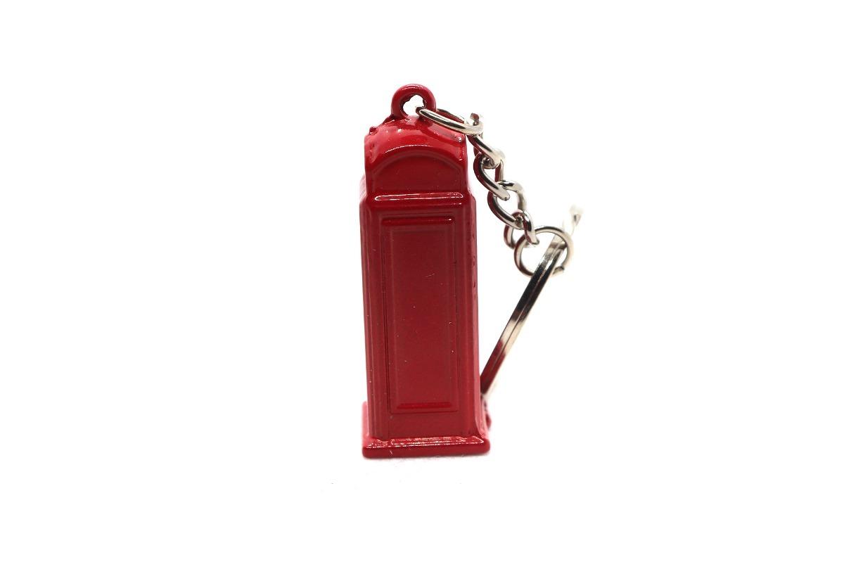 Cabina Telefonica : Llavero de cabina telefonica $ 149.00 en mercado libre