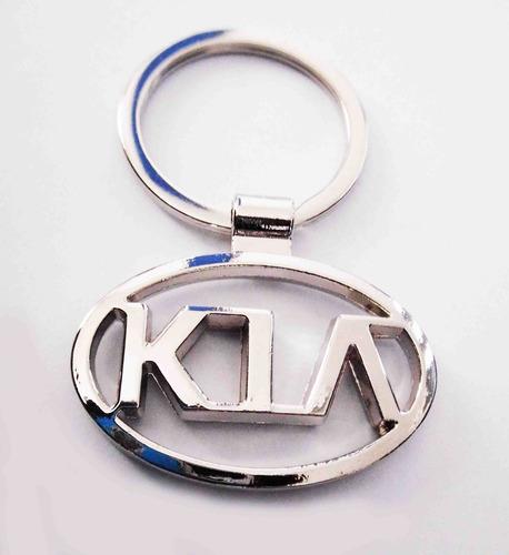 llavero de carro automovil kia