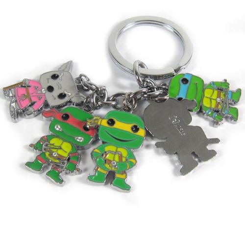 llavero de las tortugas ninja