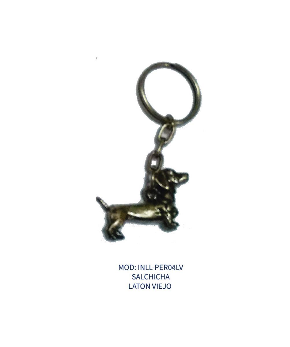 Llavero De Perro Salchicha Modelo 1 - $ 179.00 en Mercado Libre