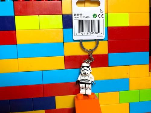 llavero de stormtrooper