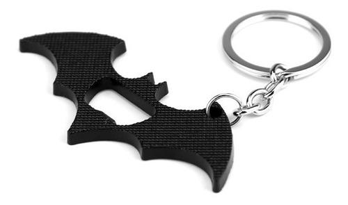 llavero destapador batman alas nolan logo metálico remate