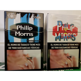 Llavero Destapador Lata Cigarrera Cigarrillos Philip Morris