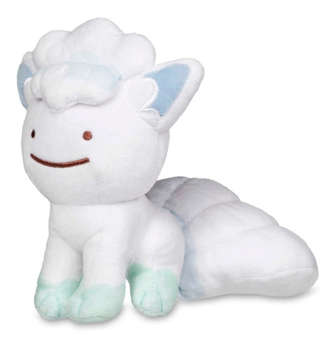 llavero ditto vulpix alola pokemon center