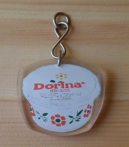 llavero dorina mantequilla , vintage