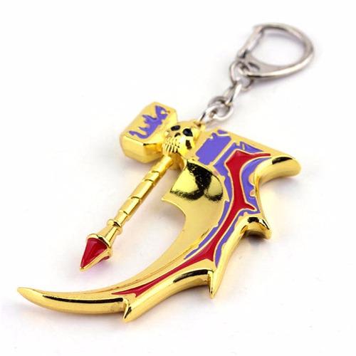 llavero dota 2 - golden basher blade - antimage inmortal
