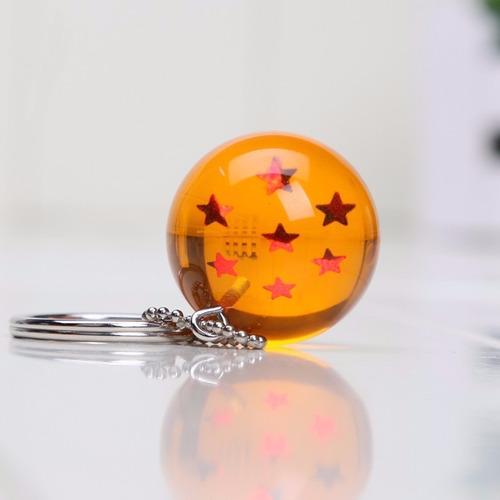 llavero esferas del dragon dbz