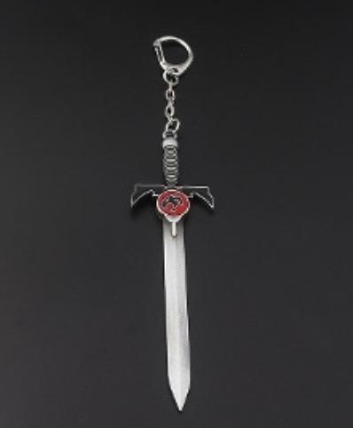 llavero espada de thundercats envió gratis