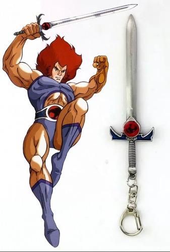 llavero espada del augurio thundercats