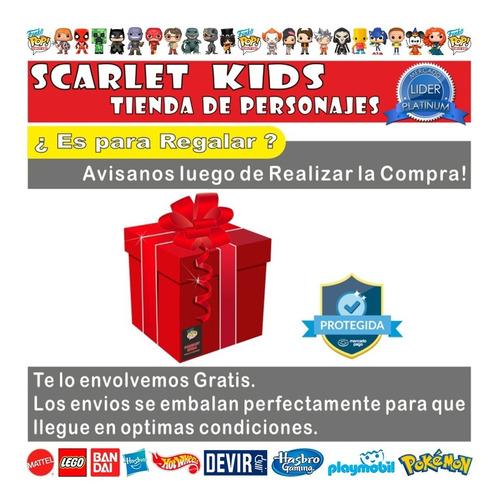 llavero funko los increibles 2 elastigirl pop keychain scarlet kids