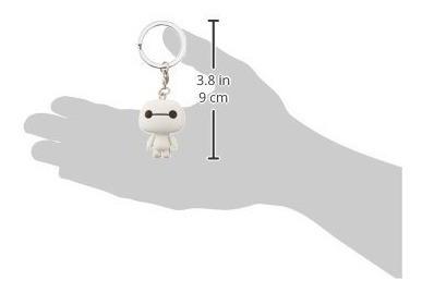 llavero funko pocket pop: disney nursebot baymax action fig
