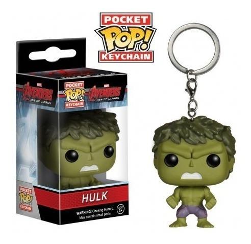 llavero funko pop a elegir hulk iron man eva loki groot