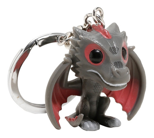 llavero funko pop dragon/drogon games of thrones origina