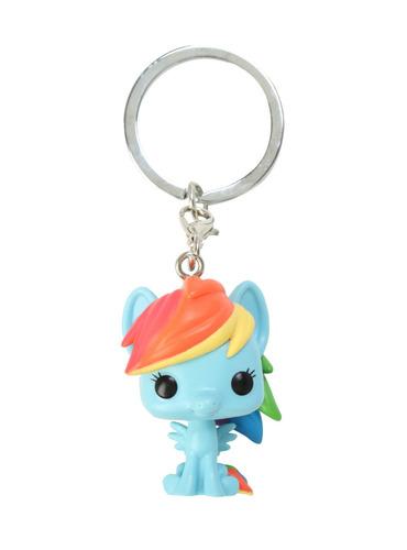 llavero funko pop! my little pony - rainbow dash - 6 cuotas
