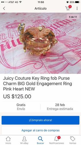 llavero juicy culture
