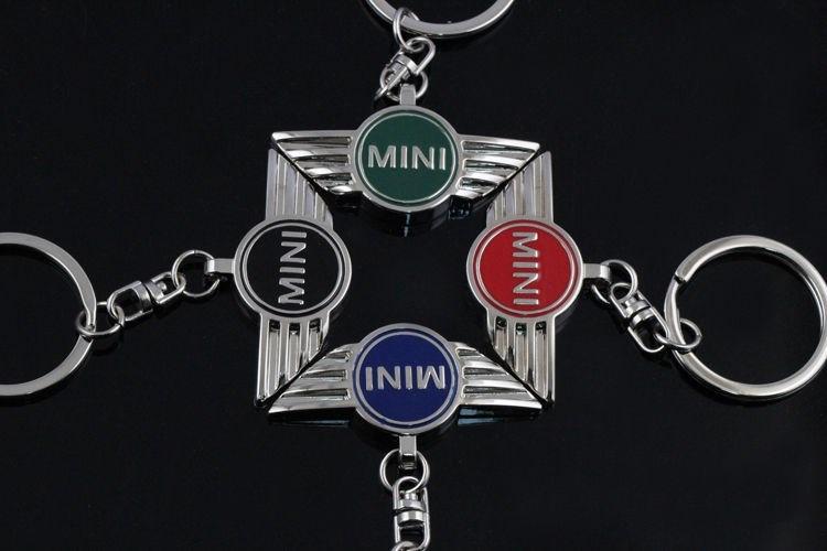 Llavero MINI VERDE LOGOTIPO  key chain NUEVO