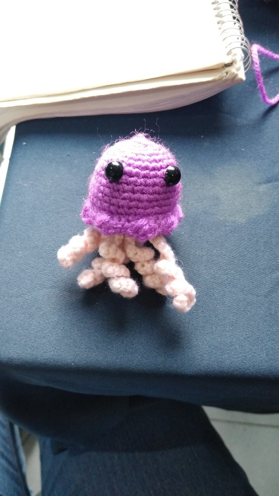 Amigurumi Suceder Medusas Toy Blanditos Free Crochet Patterns ... | 1024x576