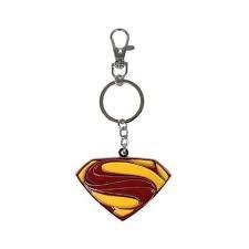 llavero metalico coleccionable superman