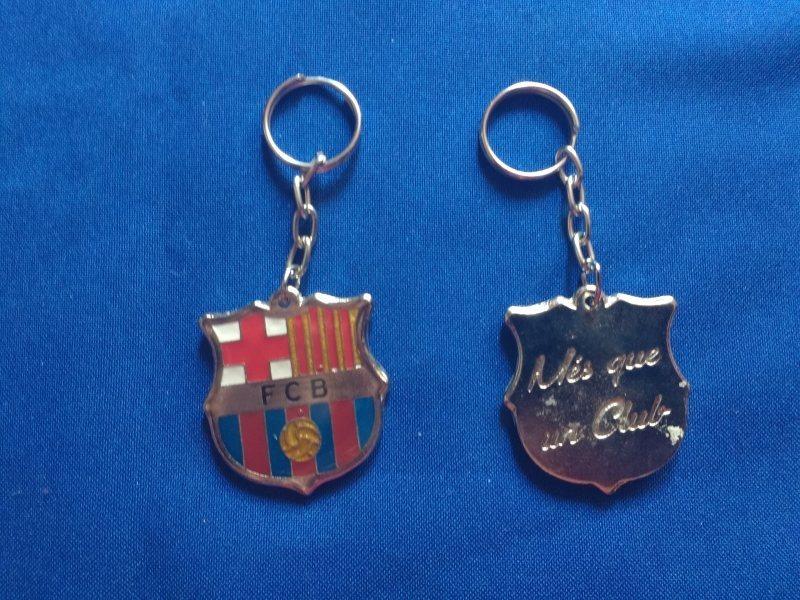 llavero metalíco del fc barcelona (liga española). Cargando zoom. cf61029d0a5