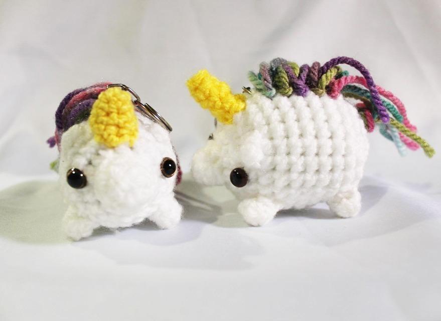 Unicorn Kawaii Cuddler Free Crochet Pattern | Crochet unicorn ... | 640x879