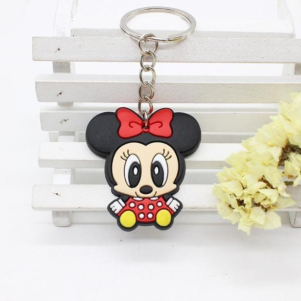 Llavero Minnie Mouse Anime Regalo Niña -   1.390 en Mercado Libre c948aa7254c