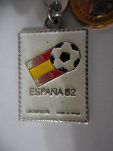 llavero mundial de futbol españa 1982 (preguntar)