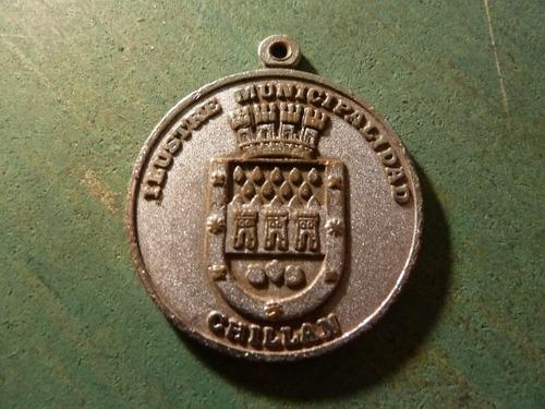 llavero municipalidad de chillan - vp