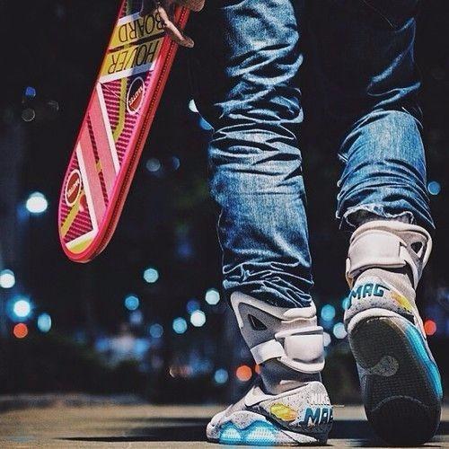 Nike Air Mag Volver Al Futuro