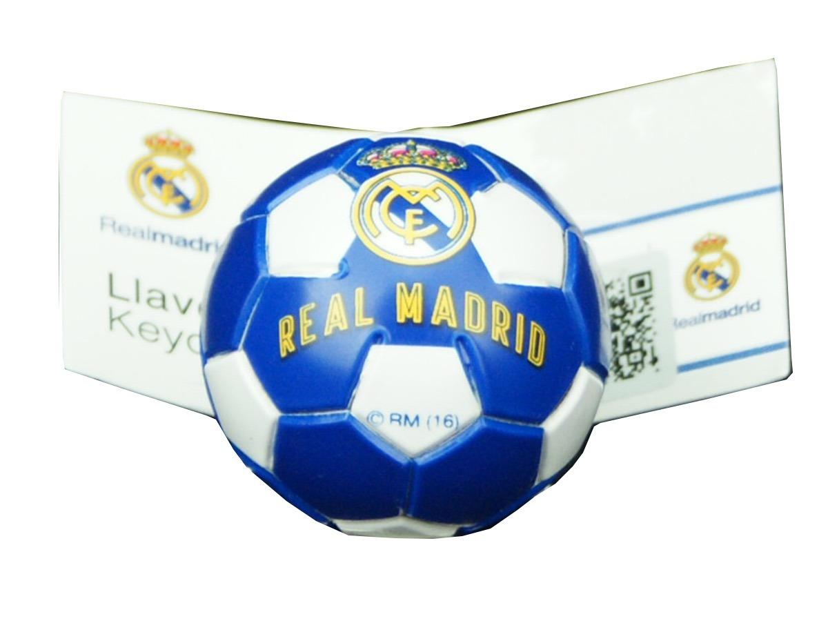 ad026c855b3d6 Llavero Oficial Real Madrid Balón Autografíado -   189.00 en Mercado ...