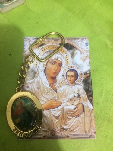 llavero origuinal de jerusalem nuevo /regalo estampa