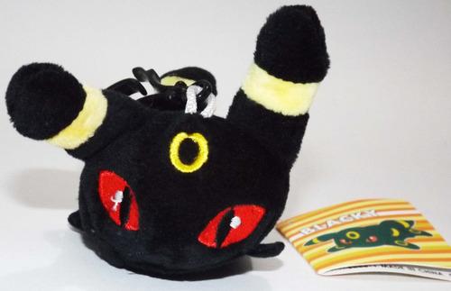 llavero peluche pokemon  umbreon, blacky