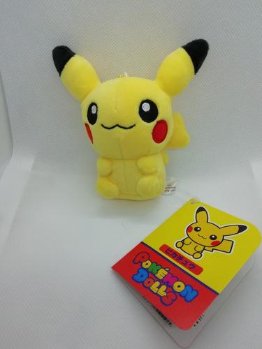 llavero pikachu pokemon doll