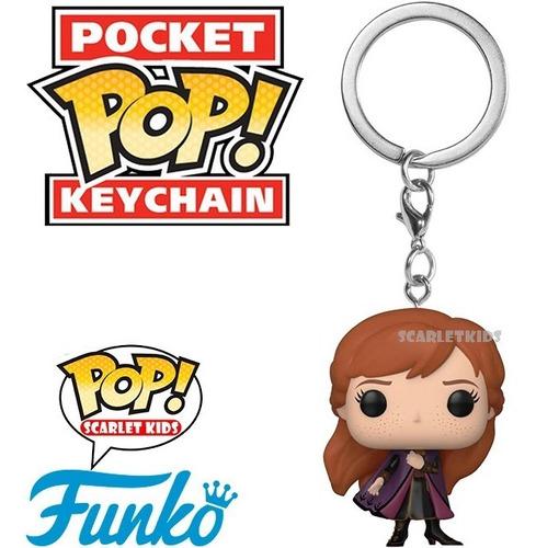 llavero pop anna frozen 2 funko pocket pop keychain original