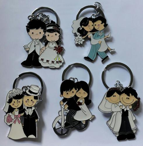 llavero recuerdo souvenir * boda * matrimonio * union