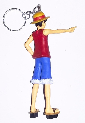 llavero sanji one piece anime regalo navidad otaku figura