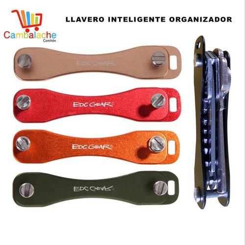 llavero smart key organizador edc