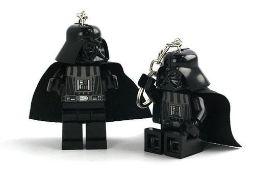 llavero - star wars - darth vader lego