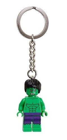 llavero superheroes hulk original lego